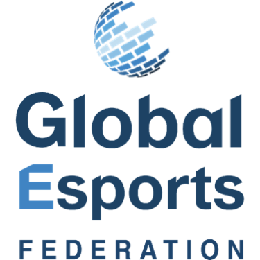 Logo da Global Esports Federation